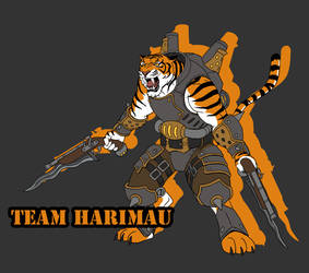 Team Harimau