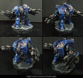 Night Lords Leviathan Dreadnought