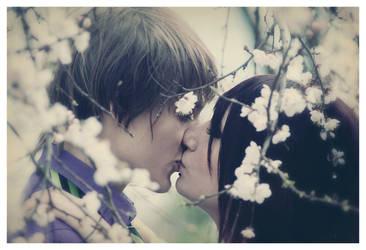 love_in_spring by marymarycherry