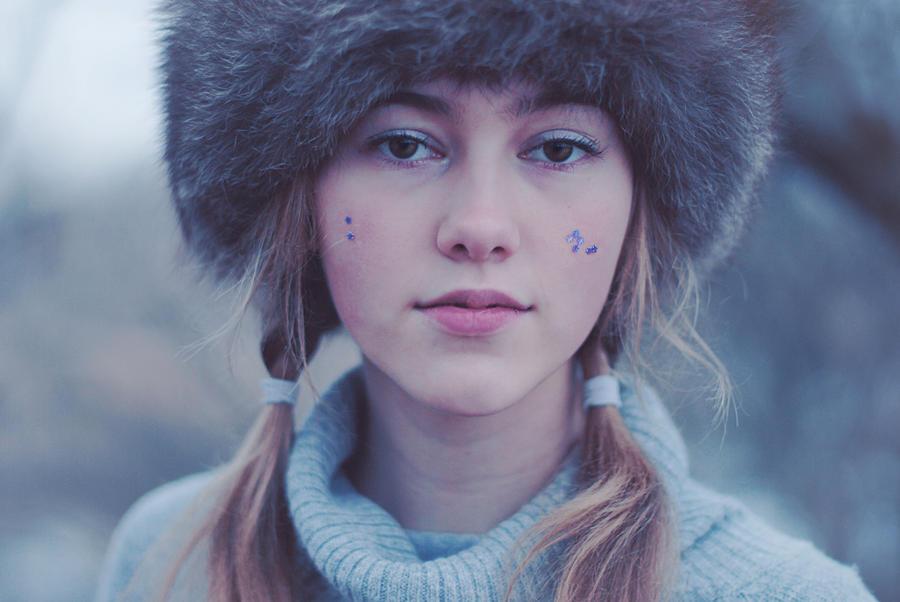 winterkate by marymarycherry