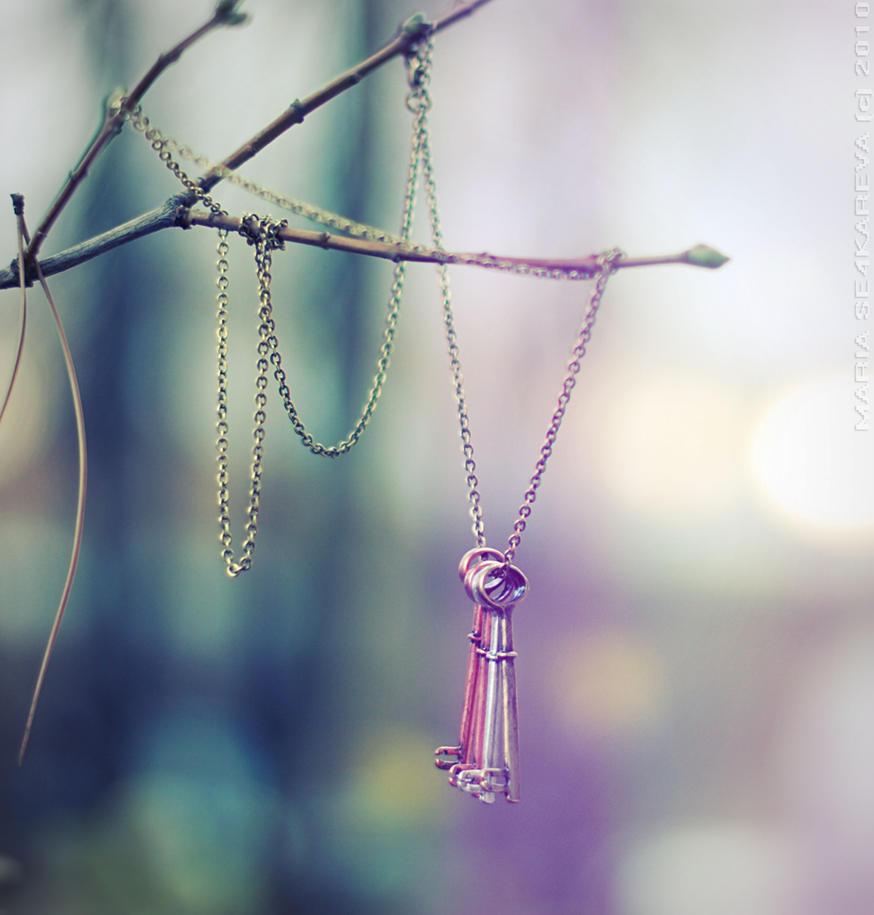 keys2myheart by marymarycherry