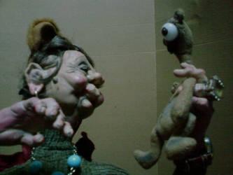 Mucuska the fairy teddy 24 by Bloodydoll1