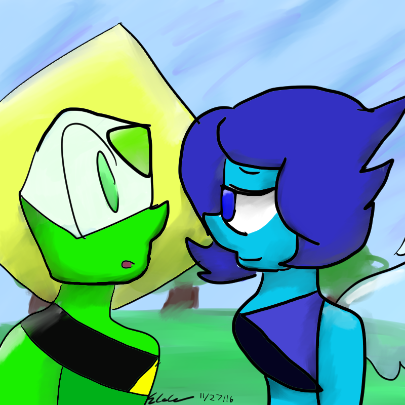 Lapidot Commission by SleepyStaceyArt