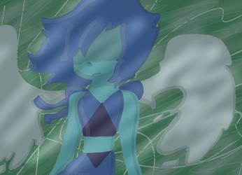 Lapis Lazuli Fanart by SleepyStaceyArt