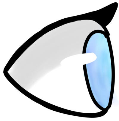 Eye Practice  by SleepyStaceyArt