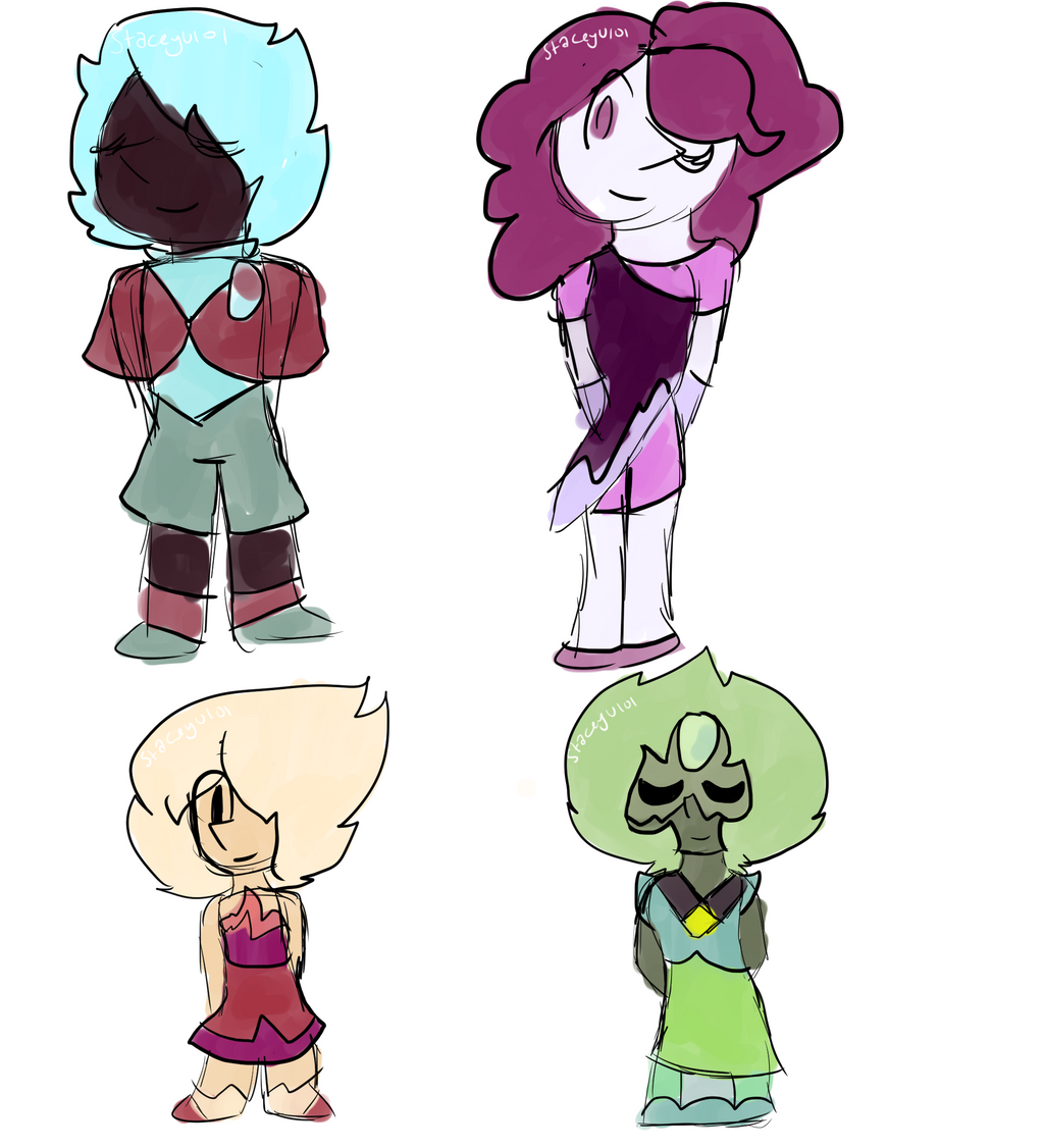 50 Cents or 50 Point Adopts 4/4 OPEN by SleepyStaceyArt
