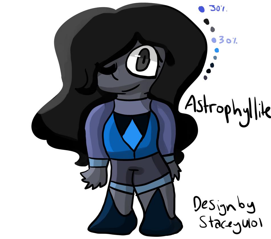 .:Astrophyllite OTA:. by SleepyStaceyArt