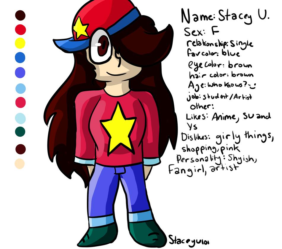 .:Persona Ref Sheet:. by SleepyStaceyArt