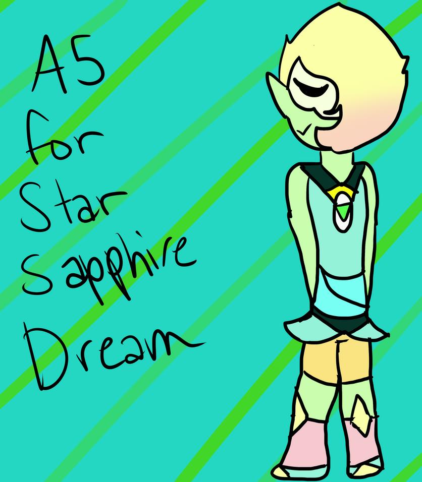 .:A5 Gem Custom for StarSapphireDream:. by SleepyStaceyArt