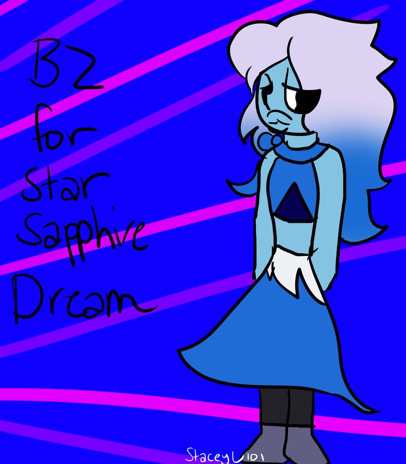 .:B2 Gem Custom for StarSapphireDream:. by SleepyStaceyArt