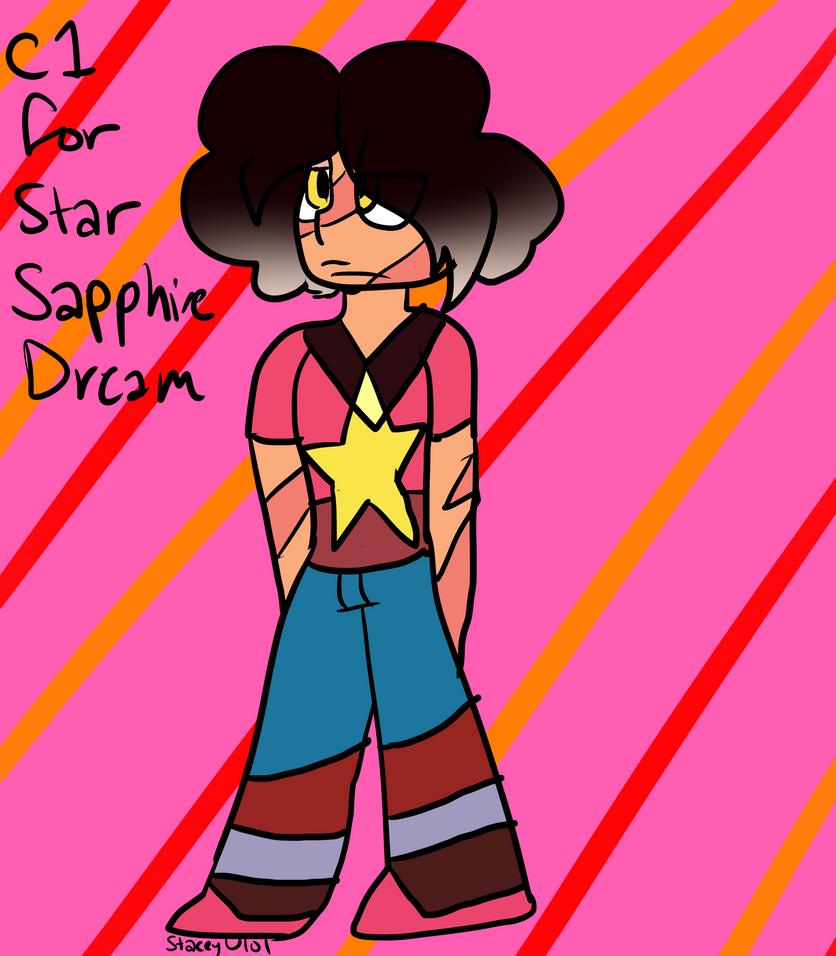 .:C1 Gem Custom for StarSapphireDream:. by SleepyStaceyArt