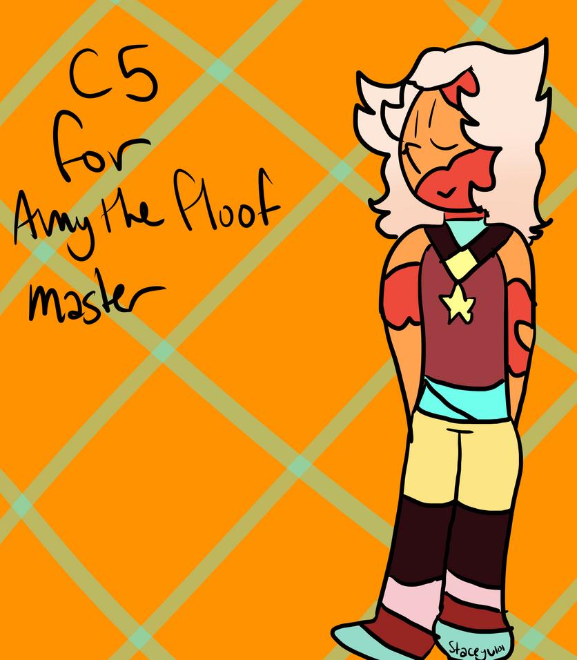 .:C5 Gem Custom for Amythefloofmaster:. by SleepyStaceyArt