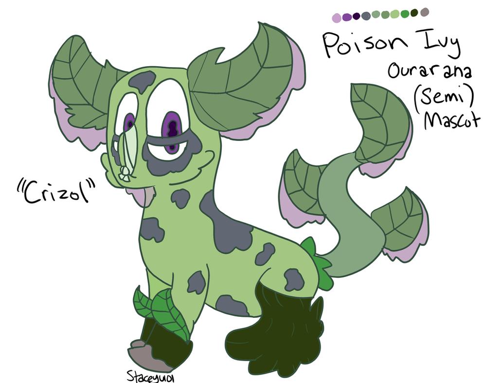 .:Crizol Semi Mascot - Ourarana:. by SleepyStaceyArt