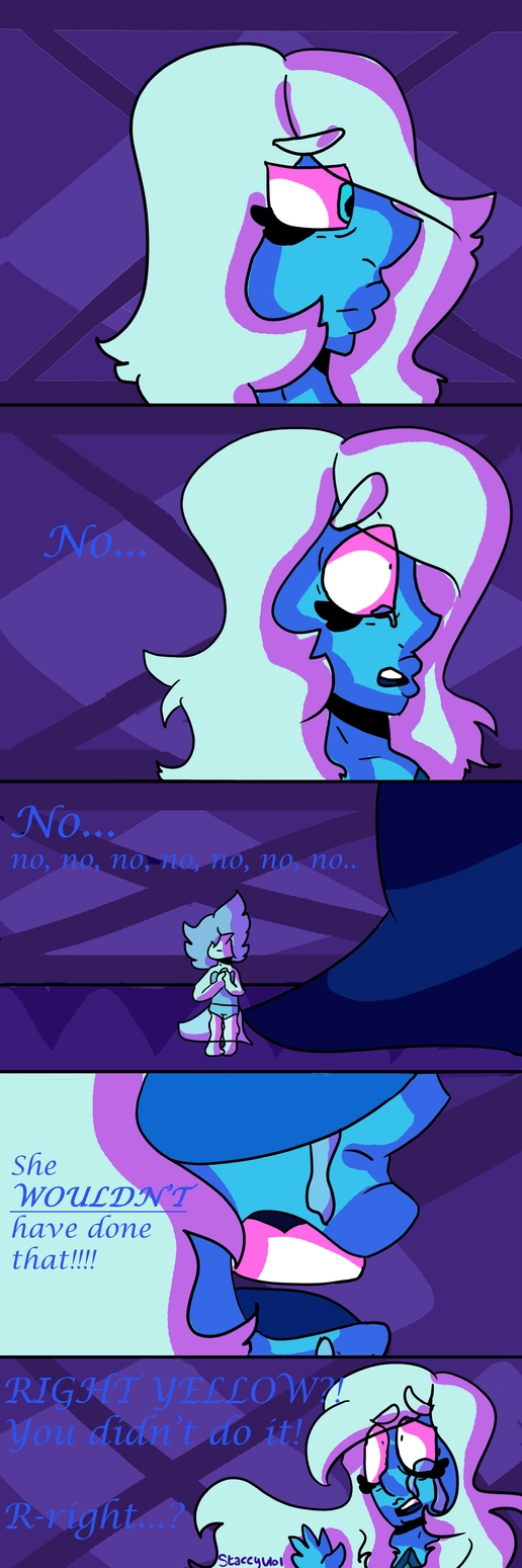 .:The Truth Page 1:. by SleepyStaceyArt