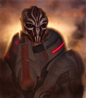 Nihlus--Mass Effect