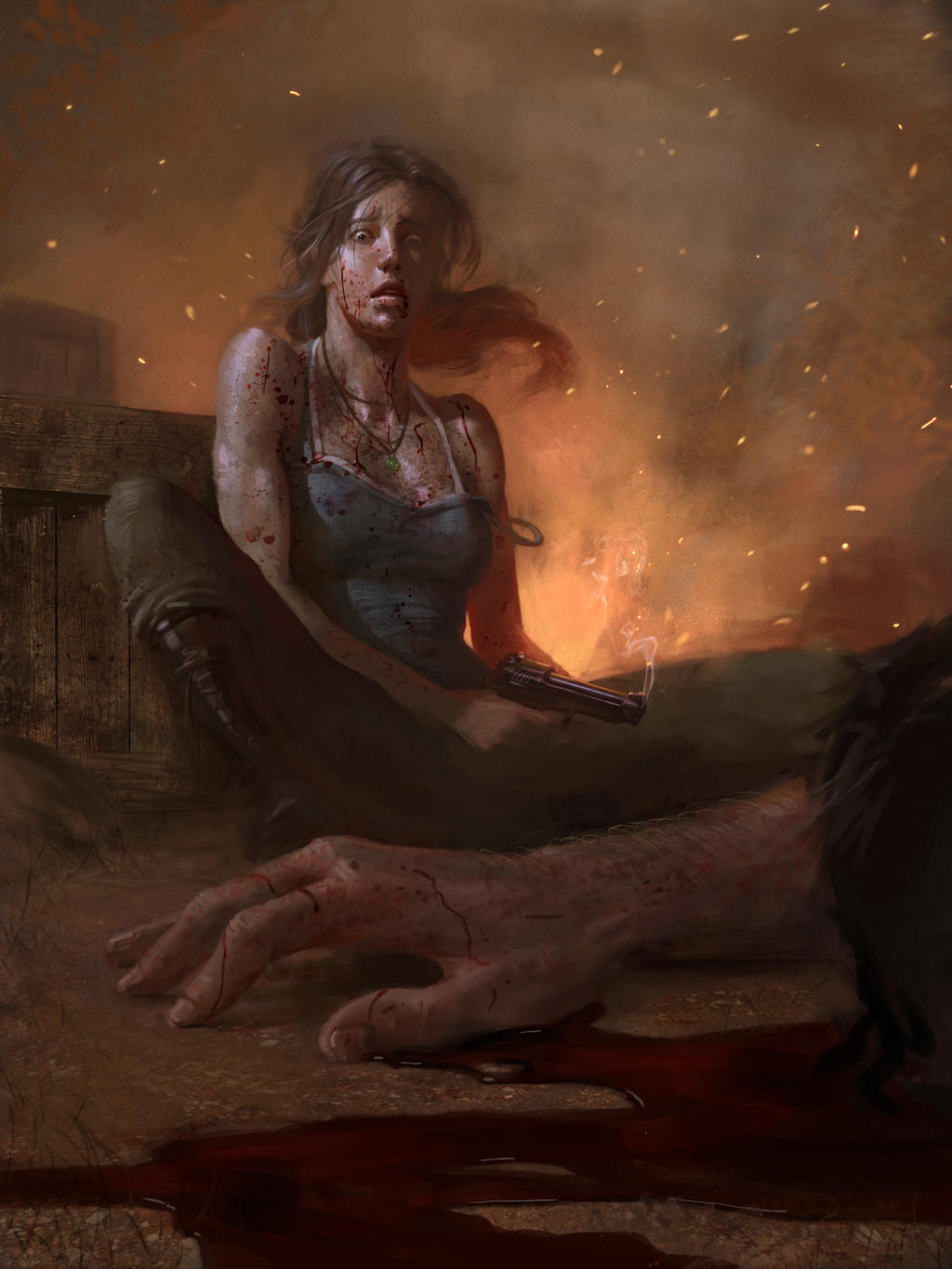 Tomb Raider: Reborn by HoustonSharp