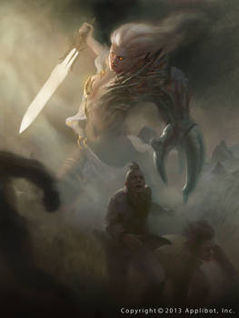 Legend of the Cryptids: Feini - Advanced