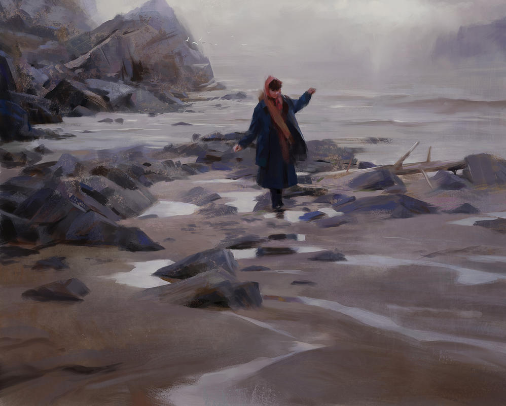 Master Study: Richard Schmid by HoustonSharp