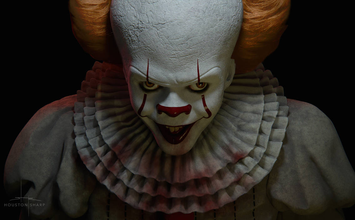 Pennywise by HoustonSharp
