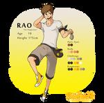 character profile sheet Rao
