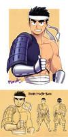Sano's Legendary Skin - Ronin Mage
