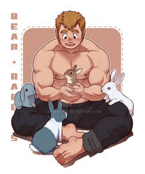Bear and Rabbits