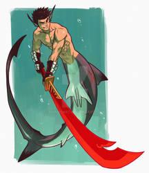 Thresher shark Raeyr