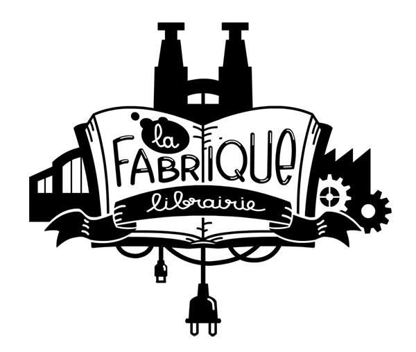 Logo La Fabrique by kinkajoomotion