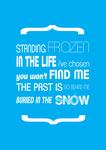 Standing frozen by InuKawaiiLover