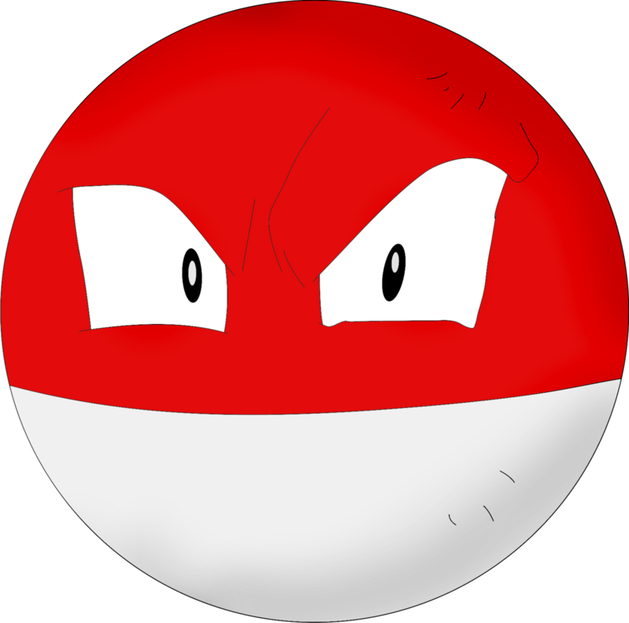 electrode and voltorb - photo #22