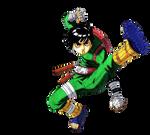 The little Green Beast of Konoha
