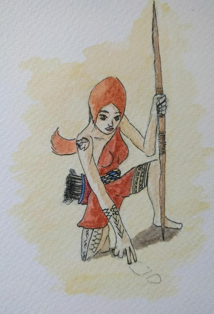 Dorilysse Delamantine by Sergane