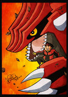 .GROUDON AND GROUDON. by vincentbatignole