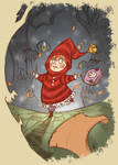 .LITTLE RED RIDING HOOD.