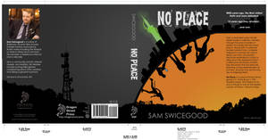 No Place - Hard Cover jacket