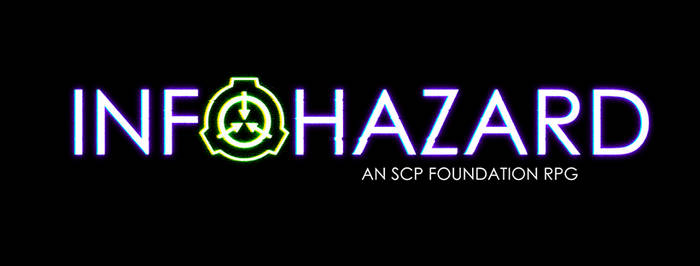 Infohazard: An SCP Foundation RPG