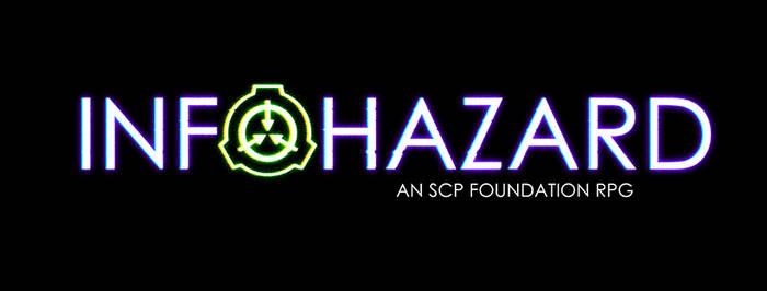 Infohazard: An SCP Foundation RPG