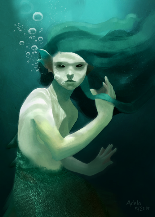 Not so deep sea by Psycadela