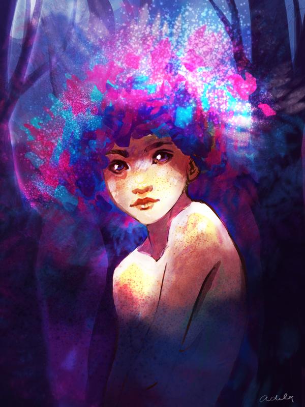 Nymph by Psycadela