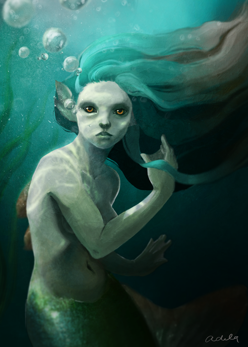 Mermaid Again by Psycadela