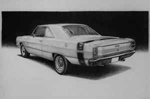 Dodge Dart Swinger 1969