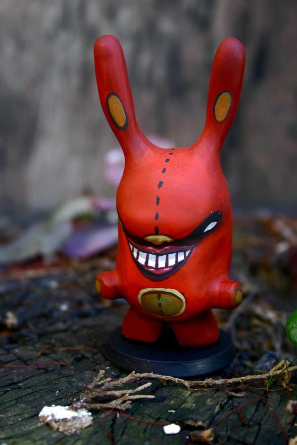 evil bunny by alejandrosordi