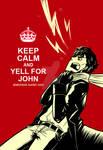 BBC-SH: Keep Calm + Yell for J