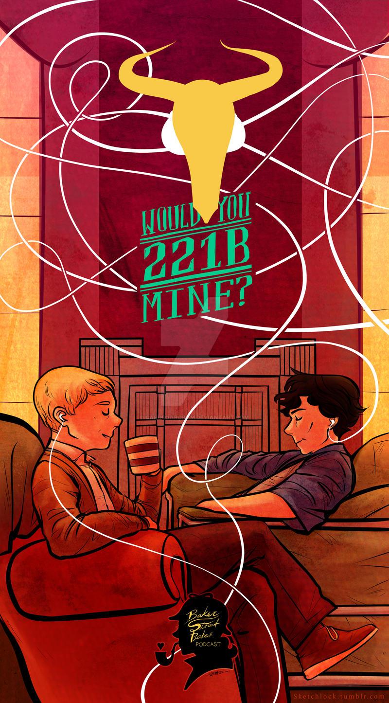 BBC-SH: Would you 221B Mine by Cardboardram