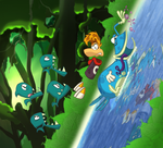 Rayman 3: Ascending the Waterfall