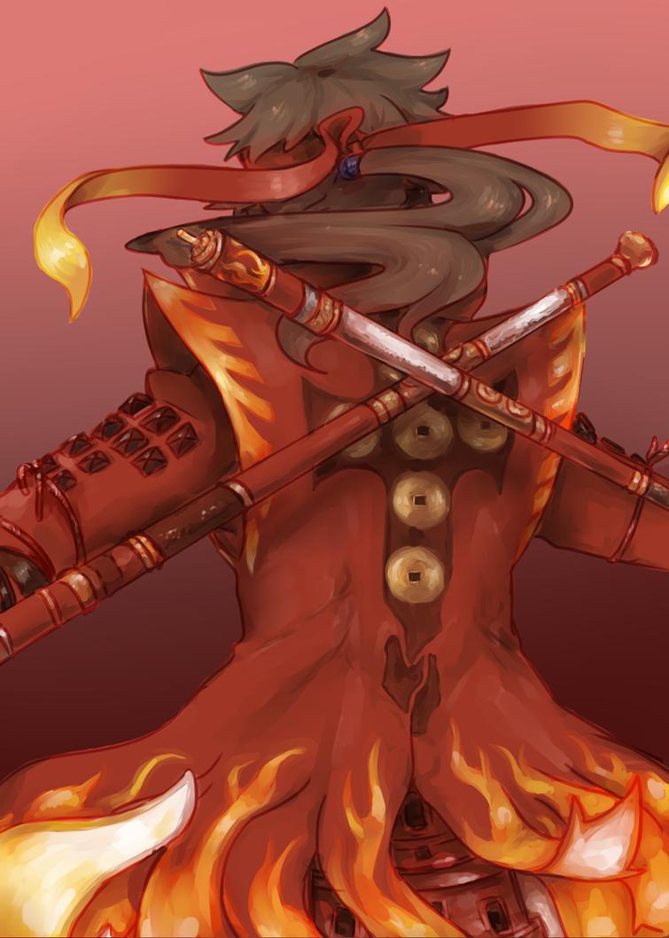 SANADA YUKIMURA-DEN by Fiery-Fox-Girl