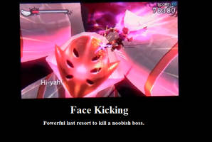 Face Kicking Motavational by Ask-Dark-Pit