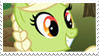 Young Granny Smith stamp by Pink-rainbow21