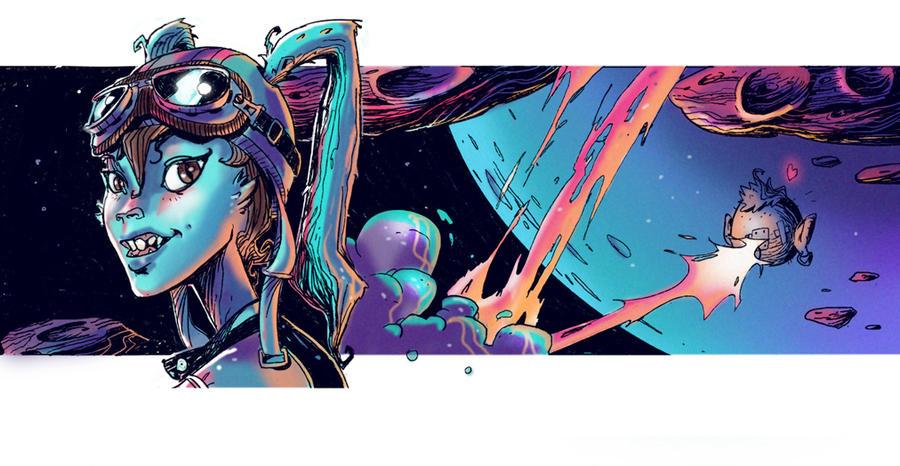 Banner in Color by sumeyyekesgin