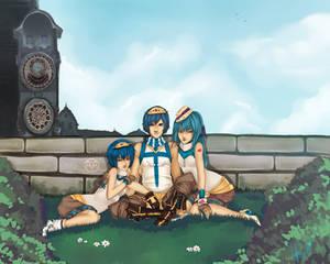 3 Novice on the Wall